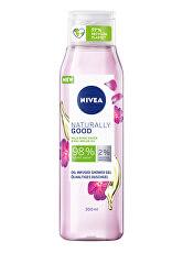 Sprchový gel Naturally Good Wild Rose (Oil Infused Shower Gel) 300 ml