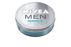 Osvěžující pleťový gel-krém Nivea Men (Fresh Gel) 150 ml