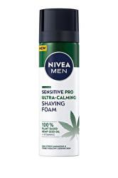 Zklidňující pěna na holení Sensitive Pro (Ultra-Calming Shaving Foam) 200 ml
