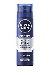 Pena na holenie Protect & Care 200 ml