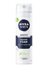 Pena na holenie Sensitive 200 ml