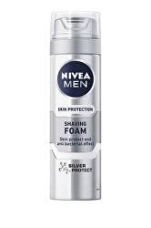 Pěna na holení Silver Protect 200 ml