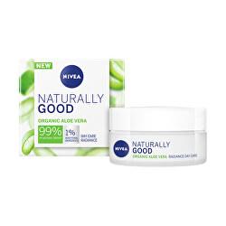 Rozjasňujúci denný krém Naturally Good (Day Care Radiance) 50 ml