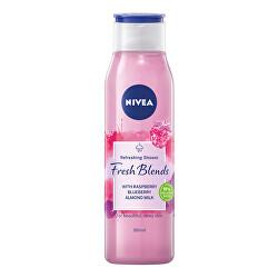 Gel de duș cu miros de zmeură si afine  Fresh Blends (Refreshing Shower) 300 ml