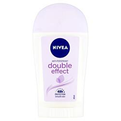 Tuhý antiperspirant Double Effect Violet Senses (Antiperspirant) 40 ml