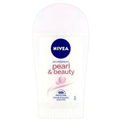 Tuhý antiperspirant Pearl & Beauty (Antiperspirant) 40 ml