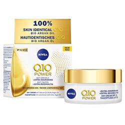 Výživný denní krém proti vráskám Q10 OF 15 (Anti-Wrinkle Extra Nourishing Cream) 50 ml