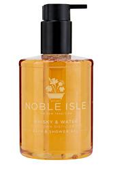 Kúpeľový a sprchový gél Whisky & Water (Bath & Shower Gel) 250 ml