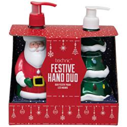 Dárková sada péče o ruce Festive Hand Duo
