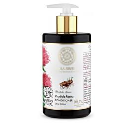Kondicionér pro sytou barvu barvených vlasů Rhodiola Rosea (Deep Colour Conditioner) 480 ml