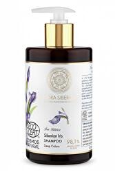 Șampon pentru culoarea frumoasă a părului Siberian Iris(Deep Colour Shampoo) 480 ml