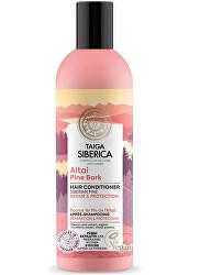 Kondicionér pro křehké a poškozené vlasy Altajská kůra borovice Taiga Siberica (Hair Conditioner) 270 ml