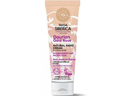 Přírodní krém na ruce Daurinská zlatá růže Taiga Siberica (Natural Hand Cream) 75 ml