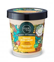 Zpevňující tělový krém Carmel Cappuccino (Firming Body Cream) 450 ml