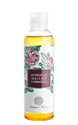 Hydrofilní olej s Růží a mimózou 200 ml