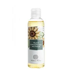 Tělový a masážní olej Neutrální 200 ml