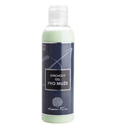 Sprchový gel pro muže s avokádovým olejem 200 ml