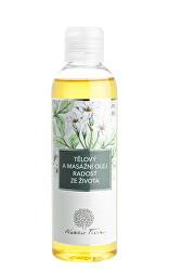 Tělový a masážní olej Radost ze života 200 ml