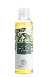 Tělový a masážní olej Uvolnění 200 ml