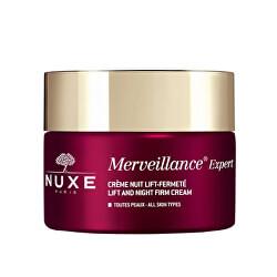 Noční zpevňující krém s liftingovým efektem Merveillance Expert (Lift and Night Firm Cream) 50 ml