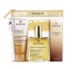Cestovní sada tělové péče Travel With Nuxe Set 230 ml