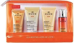 Cestovní sada kosmetické péče na opalování Travel With Nuxe Sun Set 230 ml