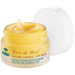 Vyživujúci balzám na pery Reve de Miel (Ultra-Nourishing Lip Balm) 15 ml