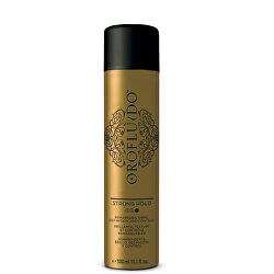 Zkrášlující lak na vlasy (Hairspray Remarkable Shine Strong Hold) 500 ml