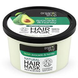 Regeneračná maska na vlasy Avokádo & Med ( Repair ing Hair Mask) 250 ml
