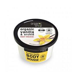 Tělová pěna Burbonská vanilka (Body Mousse) 250ml
