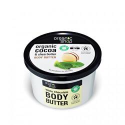 Tělové máslo Bílá čokoláda (Body Butter) 250 ml