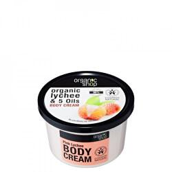 Tělový krém Růžové liči (Body Cream) 250 ml