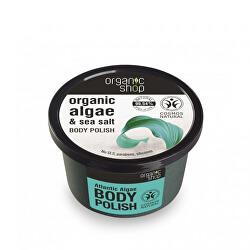 Tělový peeling Atlantické řasy (Body Polish) 250 ml