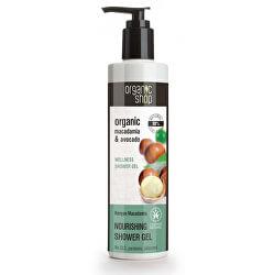 Vyživujúce sprchový gél Macadamia a avokádo (Nourishing Shower Gel) 280 ml