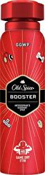 Spray antiperspirant Booster  (Antiperspirant & Deodorant Spray) 150 ml