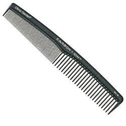 Karbonový hřeben na vlasy Carbon + Ion SC-2