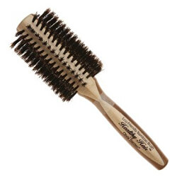 Kulatý kartáč na vlasy HH Boar 30