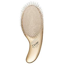 Zlatý kartáč na vlasy Divine Dry Detangler