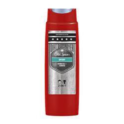 Sprchový gel na tělo a vlasy Sport (Shower Gel + Shampoo) 250 ml