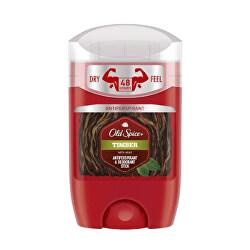 Tuhý antiperspirant pro muže Timber (Antiperspirant & Deodorant Stick) 50 ml