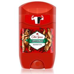 Tuhý deodorant pro muže Bearglove (Deodorant Stick) 50 ml