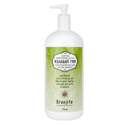 Masážní mléko s Aloe Vera (Massage Pro) 750 ml