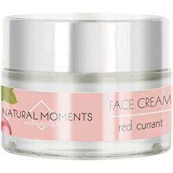 Posilňujúci krém pre všetky typy pleti Natura l Moments Red Currant (Face Cream) 50 ml