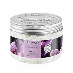 Relaxační koupelová sůl Black Orchid (Bath Salt) 600 g
