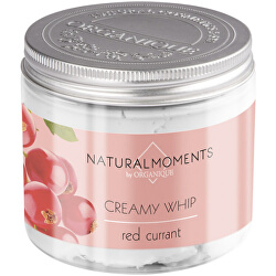 Sprchová pěna Natural Moments Red Currant (Creamy Whip) 200 ml