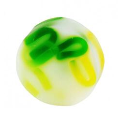 Tuhé glycerinové mýdlo kulaté Citronová tráva (Glycerine Soap) 100 g