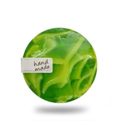 Tuhé glycerinové mýdlo Cube C Magnolie (Glycerine Soap) 100 g