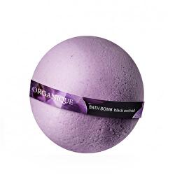 Vyživující šumivá bomba do koupele Black Orchid (Bath Bomb) 170 g