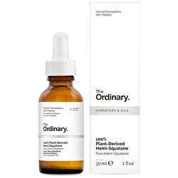 Hydratačný olej na pleť a vlasy 100% Plant-Derived Hemi-Squalane 30 ml