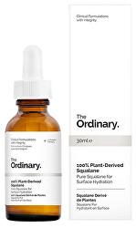 Hydratačný olej na pleť a vlasy 100% Plant-Derived Squalane 30 ml